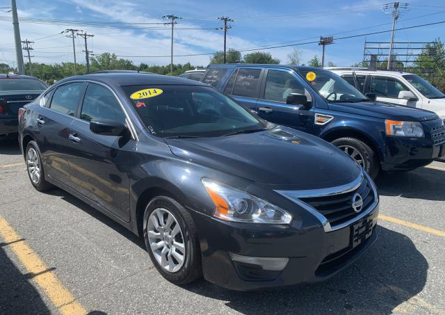 Salvage cars for sale from Copart North Billerica, MA: 2014 Nissan Altima 2.5