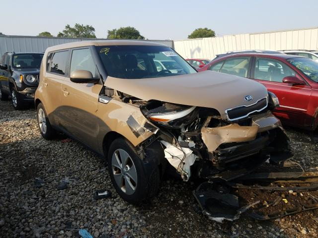 KIA salvage cars for sale: 2015 KIA Soul