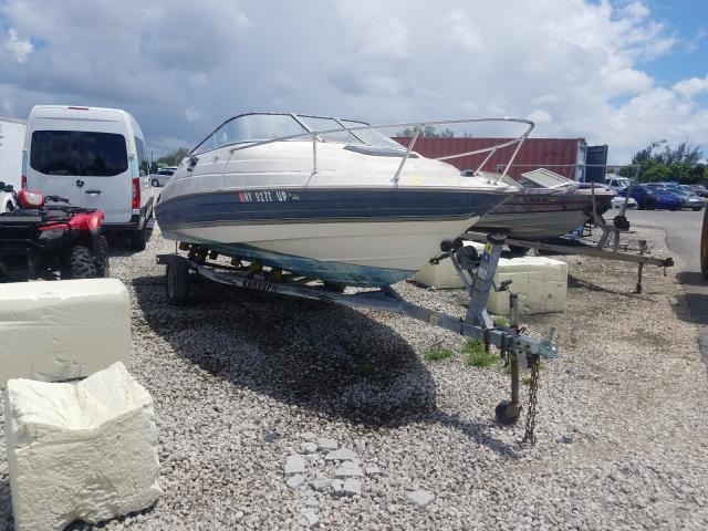 Bayliner salvage cars for sale: 1997 Bayliner Boat