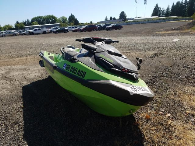 Salvage cars for sale from Copart Woodburn, OR: 2020 Other Jetskiboat