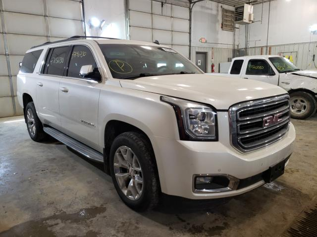 Salvage cars for sale from Copart Columbia, MO: 2015 GMC Yukon XL K