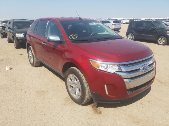 2013 Ford Edge SEL for sale in Amarillo, TX
