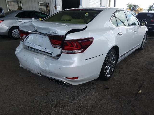 2015 Lexus LS | Vin: JTHBL5EF7F5138784