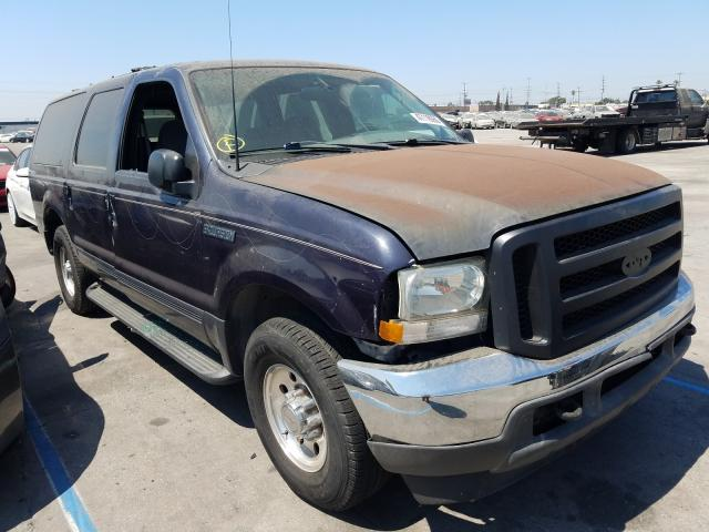 Ford Excursion salvage cars for sale: 2001 Ford Excursion