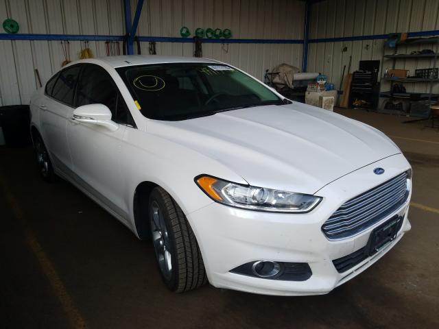 Hail Damaged Cars for sale at auction: 2016 Ford Fusion SE