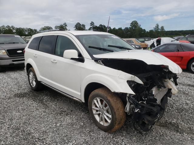 Salvage cars for sale from Copart Spartanburg, SC: 2016 Dodge Journey CR