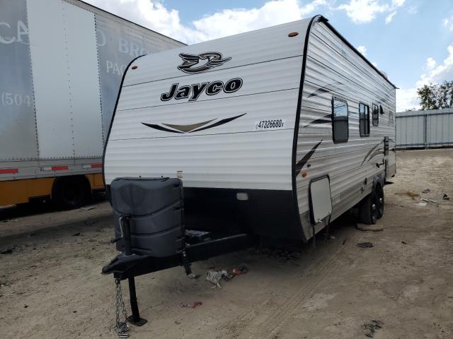 2018 JAYCEE  CAMPER