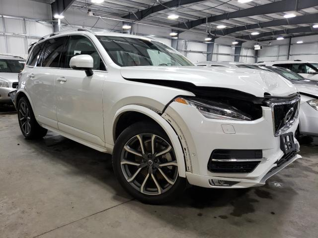 Volvo XC90 T5 salvage cars for sale: 2018 Volvo XC90 T5