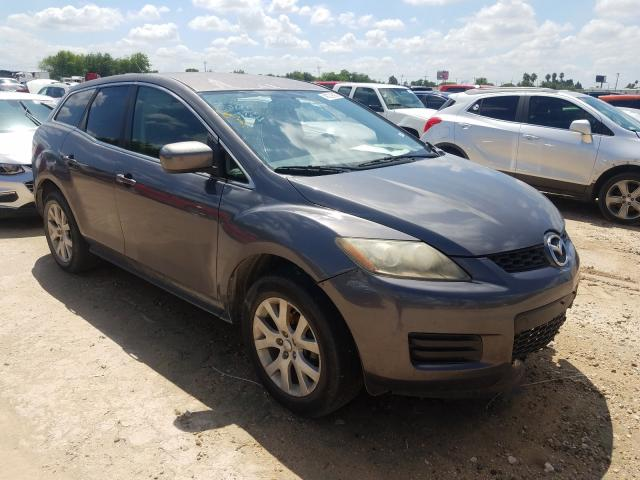 Salvage cars for sale from Copart Mercedes, TX: 2008 Mazda CX-7