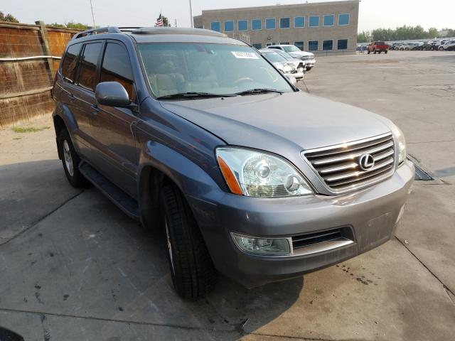 Vehiculos salvage en venta de Copart Littleton, CO: 2004 Lexus GX 470
