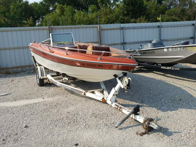 Salvage 1985 Chee 170 for sale