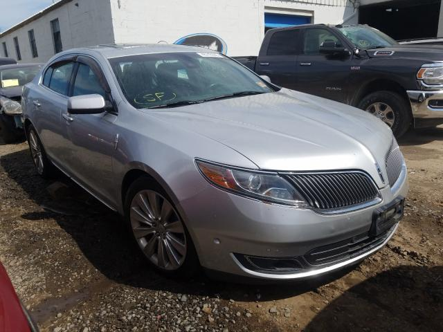 Salvage cars for sale from Copart Hillsborough, NJ: 2013 Lincoln MKS