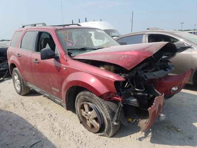 Salvage cars for sale from Copart Indianapolis, IN: 2008 Ford Escape XLT