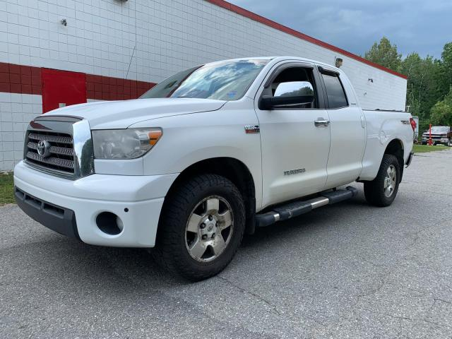 Salvage cars for sale from Copart North Billerica, MA: 2008 Toyota Tundra DOU