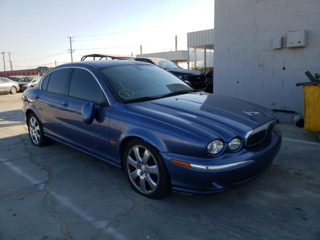 Jaguar salvage cars for sale: 2004 Jaguar X-TYPE 3.0