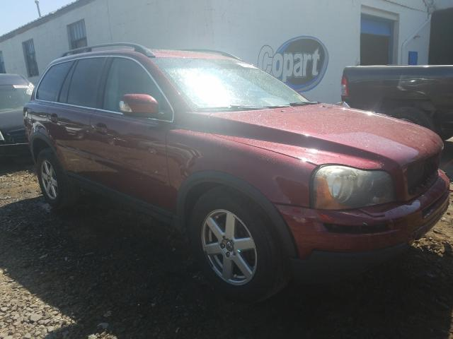 Volvo XC90 3.2 salvage cars for sale: 2007 Volvo XC90 3.2