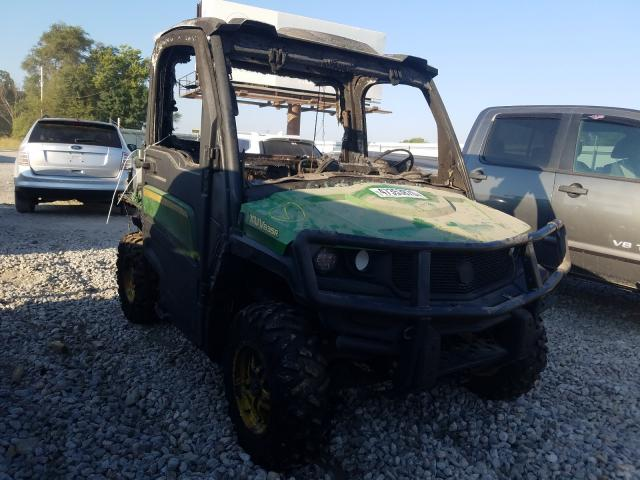 Salvage cars for sale from Copart Wichita, KS: 2019 John Deere Gator
