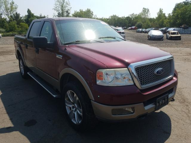 Ford F150 Super salvage cars for sale: 2004 Ford F150 Super