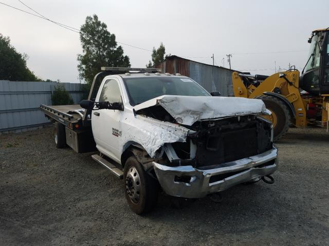 Salvage cars for sale from Copart Vallejo, CA: 2017 Dodge RAM 5500