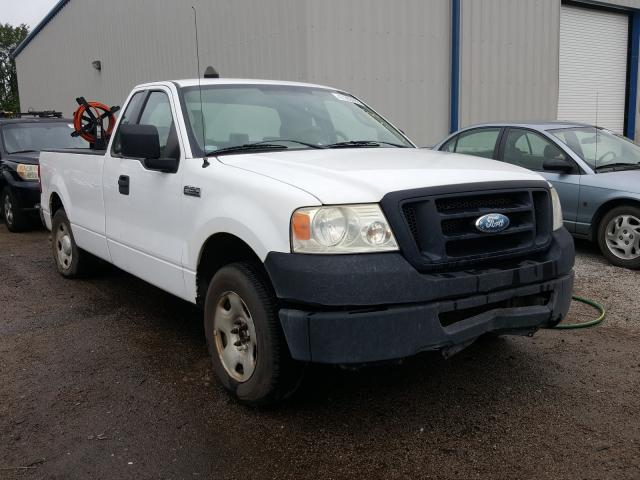Salvage cars for sale from Copart Harleyville, SC: 2008 Ford F150