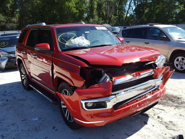 Salvage cars for sale from Copart Ocala, FL: 2014 Toyota 4runner SR