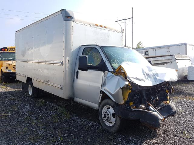 Salvage cars for sale from Copart Leroy, NY: 2011 GMC Savana CUT