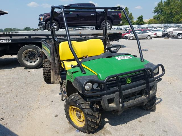 John Deere Gator salvage cars for sale: 2015 John Deere Gator