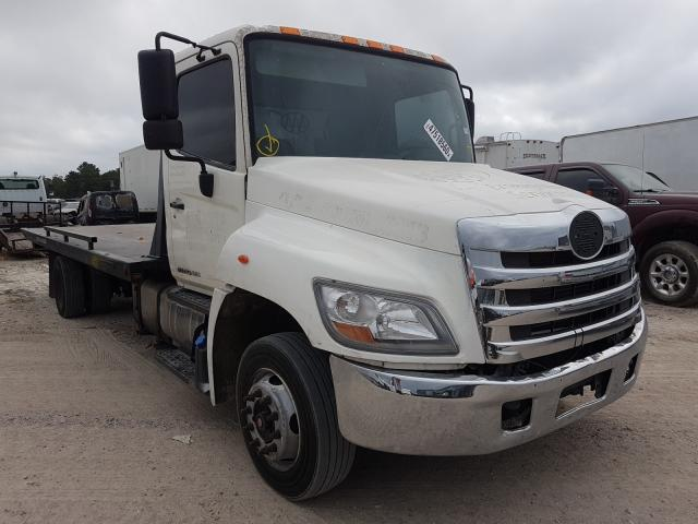 Hino salvage cars for sale: 2011 Hino 258 268