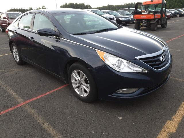 Salvage cars for sale from Copart East Granby, CT: 2013 Hyundai Sonata GLS