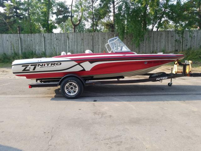 Nitrous salvage cars for sale: 2013 Nitrous BOAT&TRLR