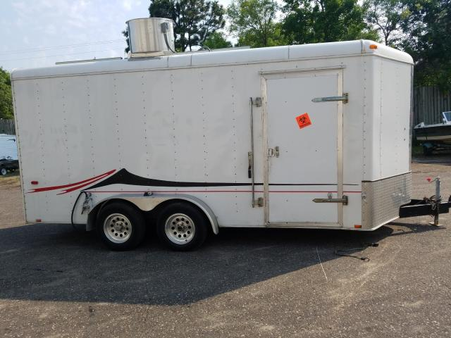 2009 Interstate Trailer en venta en Ham Lake, MN