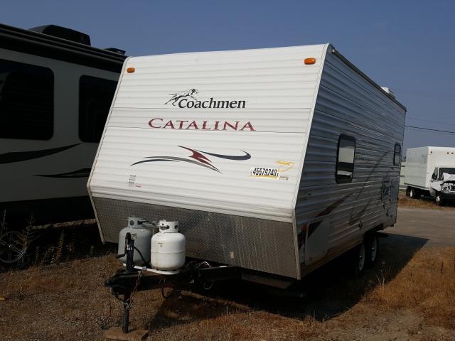 2010 COACH  CATALINA