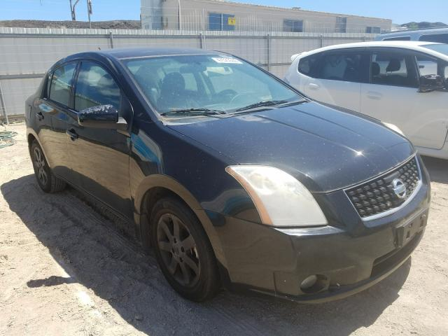 Nissan salvage cars for sale: 2008 Nissan Sentra 2.0