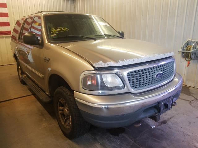 Ford Expedition salvage cars for sale: 2001 Ford Expedition