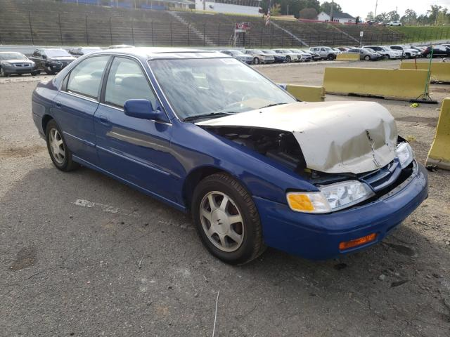 salvage certificate 1995 honda accord sedan 4d 2 2l for sale in concord nc 47788130 a better bid car auctions