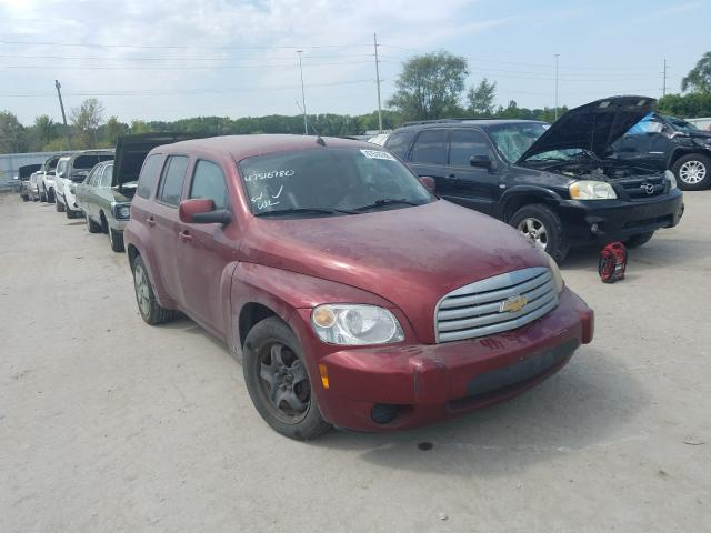 Salvage cars for sale from Copart Des Moines, IA: 2009 Chevrolet HHR LT