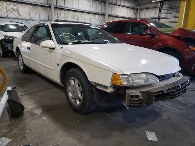 Salvage cars for sale from Copart Woodburn, OR: 1994 Ford Thunderbird