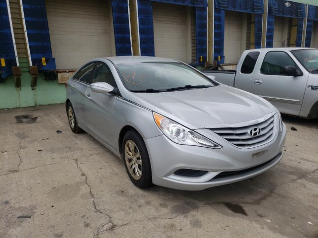 Salvage cars for sale from Copart Columbus, OH: 2012 Hyundai Sonata GLS