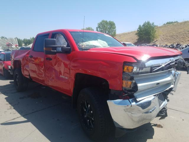Salvage cars for sale from Copart Littleton, CO: 2016 Chevrolet Silverado