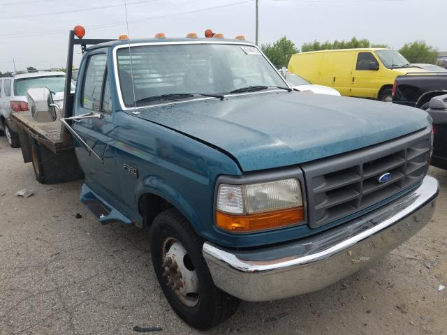 Ford F350 Vehiculos salvage en venta: 1996 Ford F350