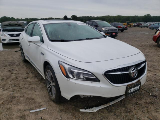 Salvage cars for sale from Copart Conway, AR: 2017 Buick Lacrosse E