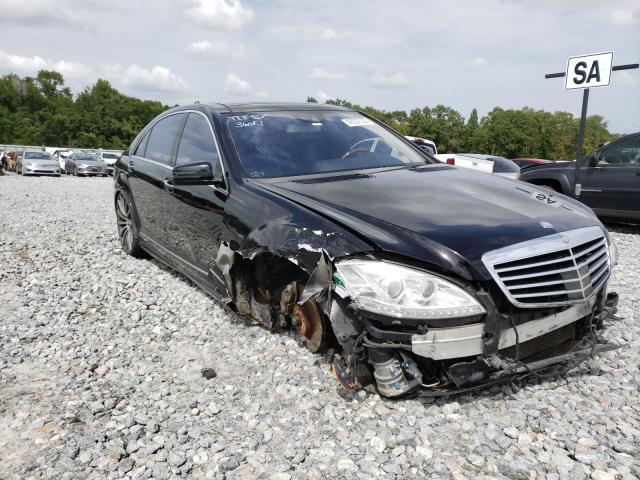 Salvage cars for sale from Copart Byron, GA: 2013 Mercedes-Benz S 550