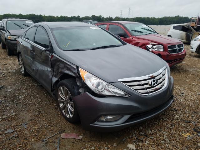Salvage cars for sale at Memphis, TN auction: 2013 Hyundai Sonata SE