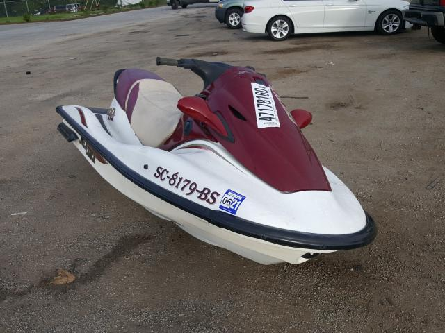 Salvage cars for sale from Copart Harleyville, SC: 2001 Kawasaki Jetski
