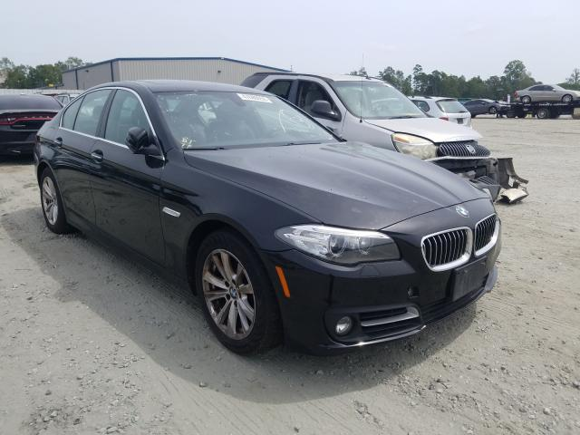 BMW Vehiculos salvage en venta: 2015 BMW 528 XI