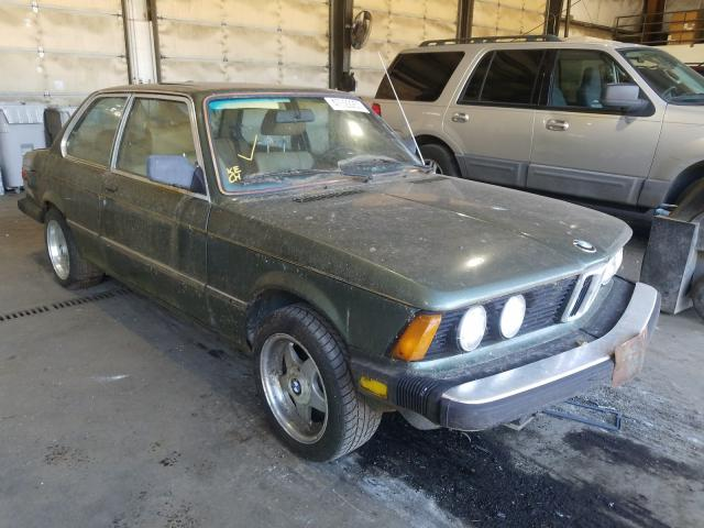 BMW 3 Series salvage cars for sale: 1980 BMW 3 Series