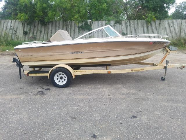 Stingray salvage cars for sale: 1985 Stingray Boat
