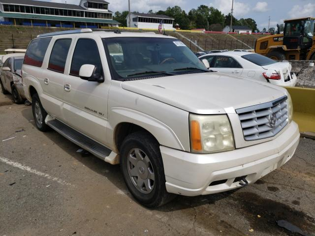 Salvage cars for sale from Copart Concord, NC: 2003 Cadillac Escalade E