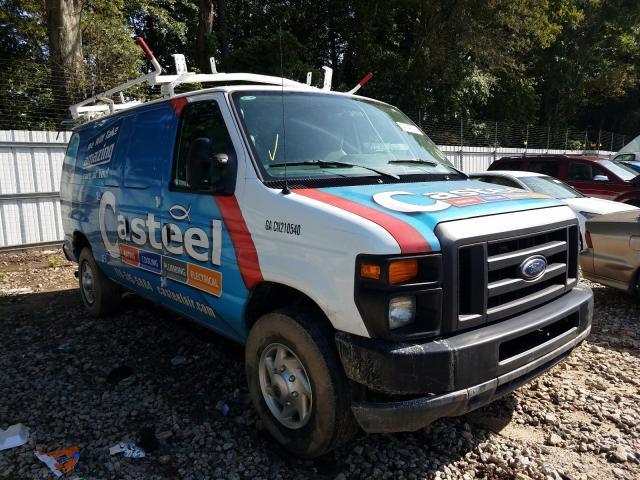 Vehiculos salvage en venta de Copart Austell, GA: 2011 Ford Econoline