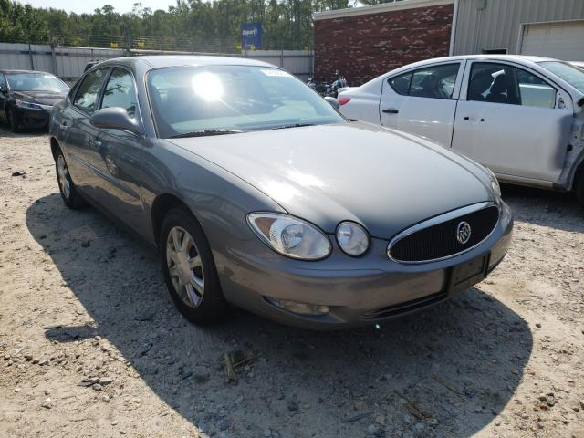 Salvage cars for sale from Copart Hampton, VA: 2007 Buick Lacrosse C